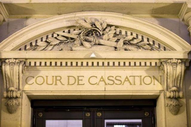 Image de la devanture de la cour de cassation